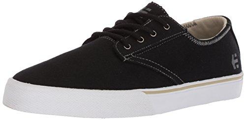 black de Zapatillas Skateboard Grey 980 Negro Hombre Jameson Vulc Etnies LS 980 para White wFqAvf6f