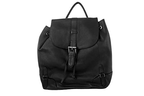 3 Vintage Size Backpack Black Leather 8x4 Casual Zerimar Backpack Backpack Colour Tan 2x11 Women Backpack in Leather 12 Womens Backpack wFF1OvTq
