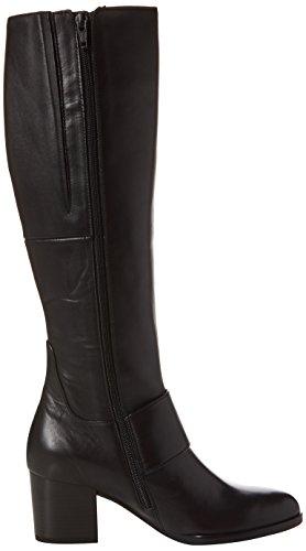 Gabor Donna Stivali Fashion Comfort schwarz Nero Micro rqUarvw