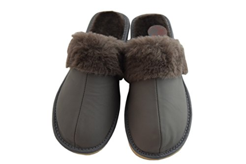 Slippers Slippers Chaussons Gris Chaussons Pour Femme zP06q4Rz