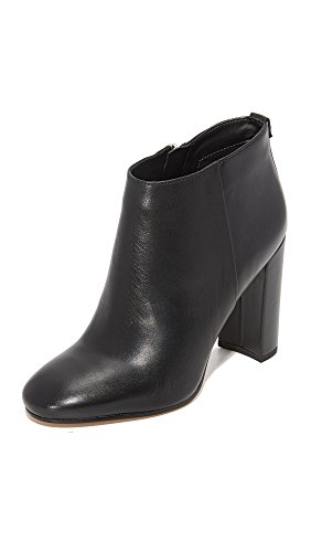 Sam Edelman Women's Cambell Ankle Bootie Black Leather