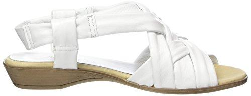 Weiß Sandalen Damen Weiß Andrea 1673429 Conti Offene zqwYR