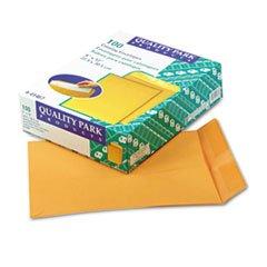 - Catalog Envelope, 9 x 12, Brown Kraft, 100/Box