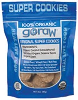 product image for Go Raw Original Super Cookies -- 3 oz Each / Pack of 03