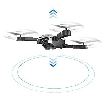 SDGSGSGDF Drone Plegable HD Profesional cámara Quadcopter Antena ...