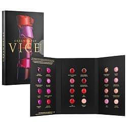 Urban_Decay Vice Lipstick deluxe trial- 24 x 0.007 oz (read description)