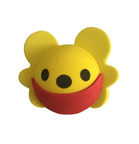 Access All Areas Winnie The Pooh Baby Bear Yellow Red Aerial Ball Topper Car Locator Finder Mother's Day Girl Birthday Gift (Antenna Topper Glitter)