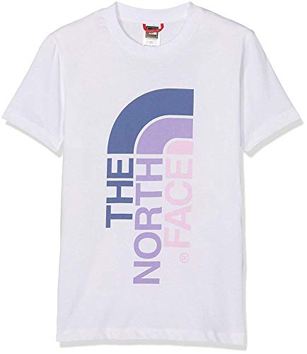 Blanc T Manches shirt North Garçon Ascent The Courtes Face qC8UwxCpS