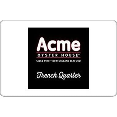 Acme Oyster House Gift Card ($25)