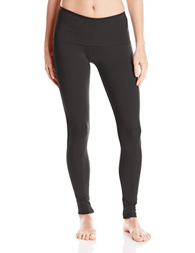 Danskin Womens Fold Over Ankle Legging