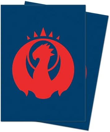 Ultra Pro Magic: The Gathering Guilds of Ravnica Izzet Deck Protector Sleeves (100 Count)