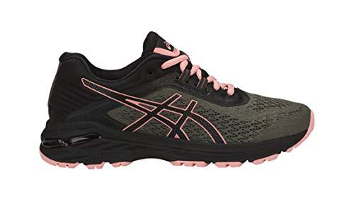 ASICS GT-2000 6 Trail Four Leaf Clover/Black/Black Women's Running Shoes, Size 6.5