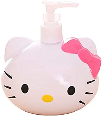 Multicolor Hello Kitty KT 0038 Soap Dispenser