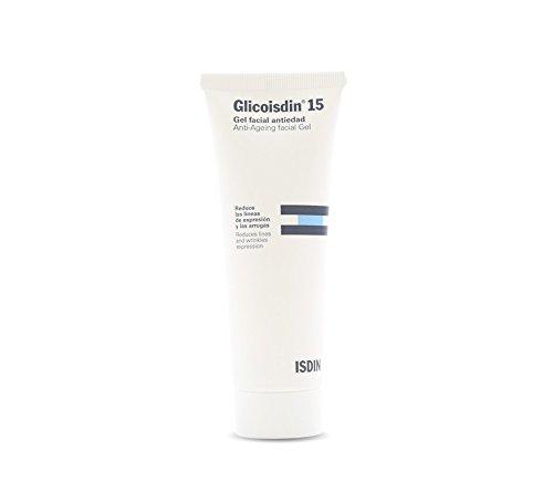 ISDIN Glicoisdin 15 Gel facial antiedad con ácido glicólico - 50 ml