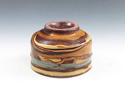 Japanese Pottery Sake Cup (Fushina-Yaki) by Fujina-Yaki (Image #3)