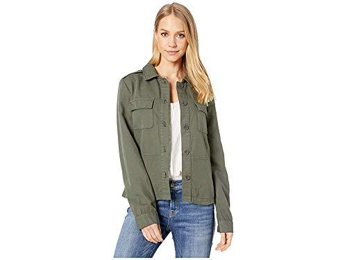 Sanctuary Women's Mystic Mesa Peplum Jacket Peace Green Large