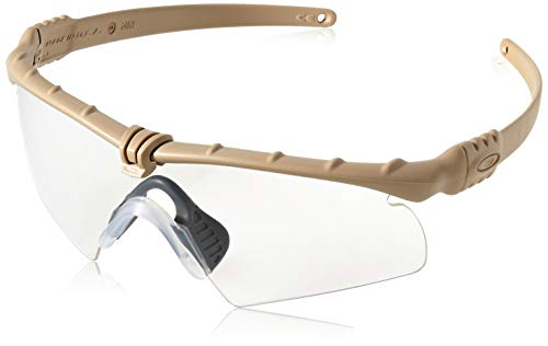 Oakley Men's Si Ballistic M Frame 3.0 Polarized Rectangular for sale  Delivered anywhere in USA