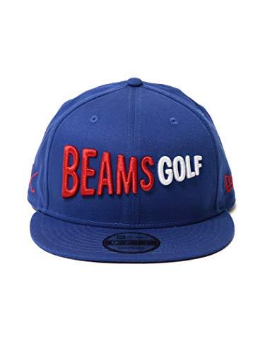 (ビームスゴルフ)BEAMS GOLF/NEWERA(ニューエラ)キャップ 別注 9FIFTY フラットバイザー キャップ メンズ