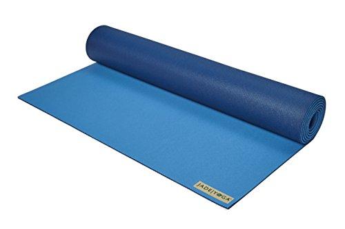 Jade Harmony Yoga Mat (Slate/Midnight Blue, 71')