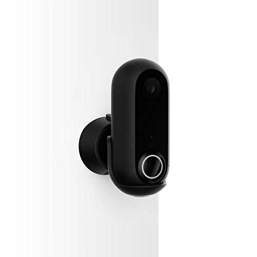 Canary Secure Mount for Canary Flex - Black All Weather Housing