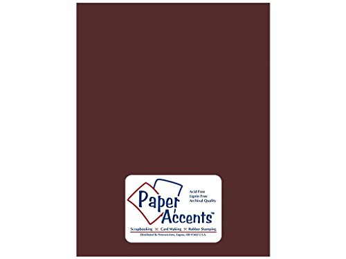 Merlot Stock - Accent Design Paper Accents ADP8511-25.6164 No.92 8.5