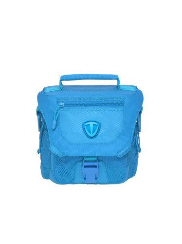 Tenba Small Shoulder Bag for Camera - Blue (637-253)