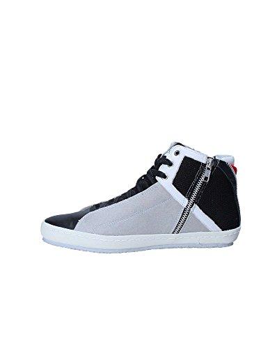 Guess Grey Sneakers FMMID1 LEA12 Man FUqzUEH