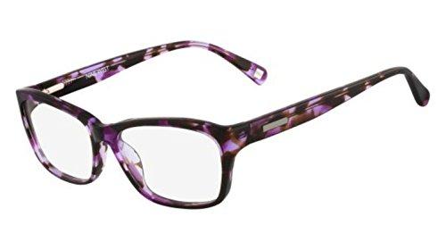 Nine West Eyeglasses NW5065 518 Purple Tortoise 53 15