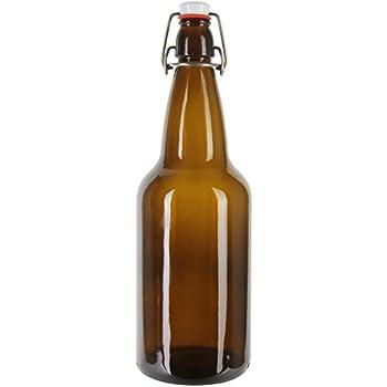 Amazon Com Healthy Harvest Half Liter 5l Glass Bottle