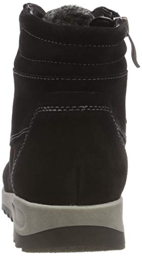 ara Rom Noir Femme 91 Boots Desert Schwarz UAPnw1Uxqd
