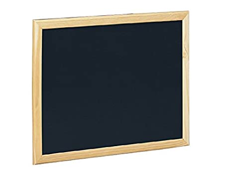 Amazon.com: Fajeda – Slate Black Wooden Frame (505 – 2 ...