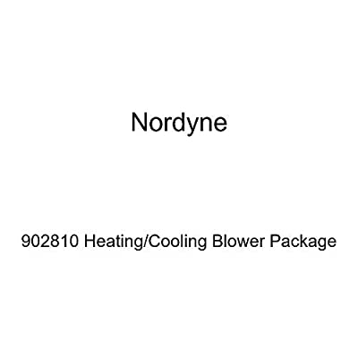 Nordyne 902810 Heating/Cooling Blower Package