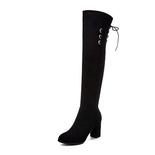 Noir 5 Balamasa Sandales Femme Abm13517 36 Noir Compensées Ix18Ba