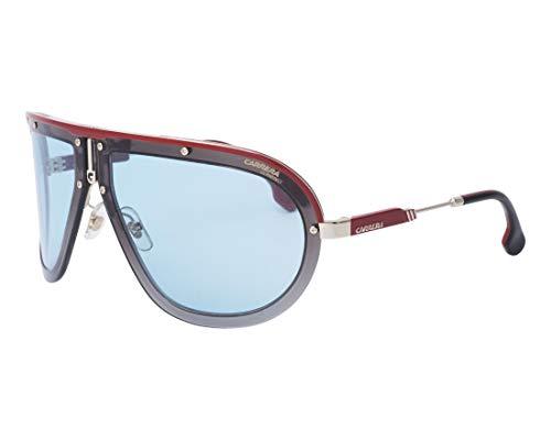 (Carrera sunglasses (AMERICANA LKSKU) Red - Gold - Blue lenses)