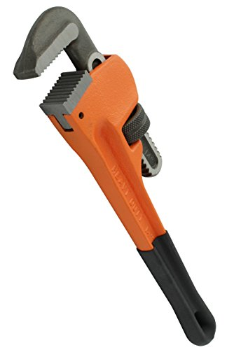 Industrial Pipe Wrench - Drixet Heavy Duty 14