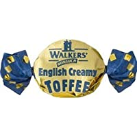 Walkers English Creamy Toffee - 500gms