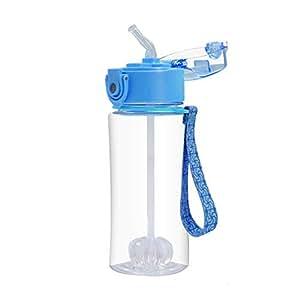 Motto.H 360ml Botella De Agua para Deportes, Botella De Agua ...