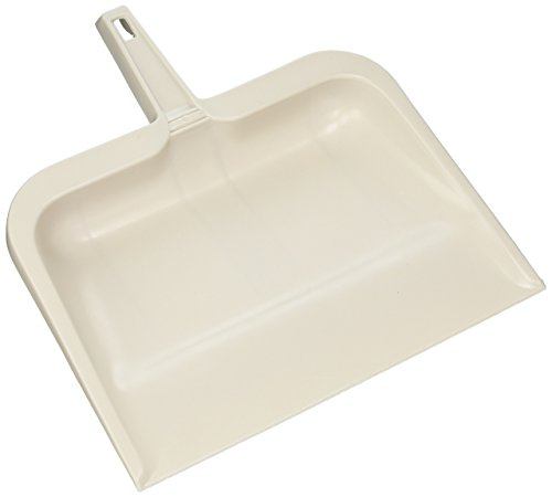 Rubbermaid Dustpan, Small, White FGG16306