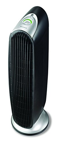 honeywell hfd120q quietclean tower air purifier with permanent washable filters 11 x 10 x 29inches - Air Purifier Reviews