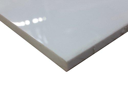 Polypropylene Flame Retardant Sheet - Black - 24