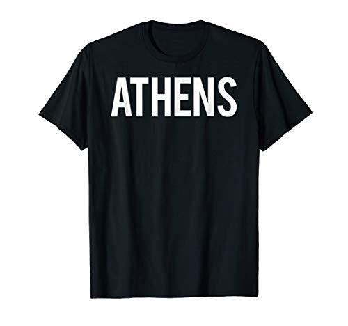 Athens T Shirt Cool new Georgia GA fan funny cheap gift ()