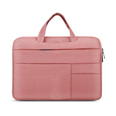 13th Star 15.6-inch Casual Laptop Briefcase (Toploader), Pink