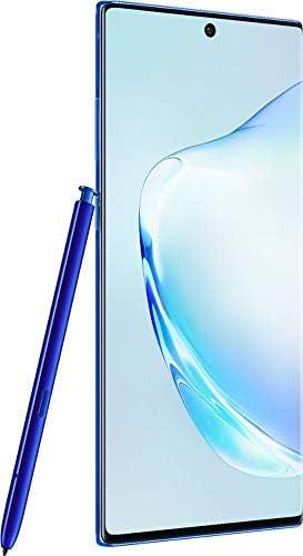 Samsung Galaxy Note 10+ Plus 256GB with S Pen Aura Blue (Factory Unlocked for GSM & CDMA, 6.8 Inch Display, U.S. Version) SM-N975UZBAXAA