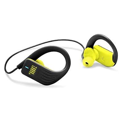 JBL Endurance Sprint Waterproof Wireless in-Ear Sport Headphones with Touch Controls (Yellow)