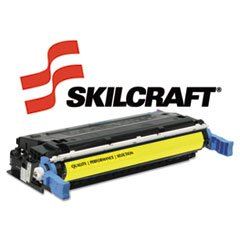 – Remanufactured C9722A, (641A) Toner, 8000 Page-Yield, Yellow –