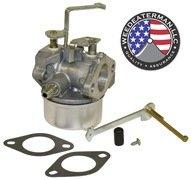 Tecumseh 640268A Snowblower Carburetor Genuine Original Equipment Manufacturer (OEM) Part (Snow Tec Snow Blower)