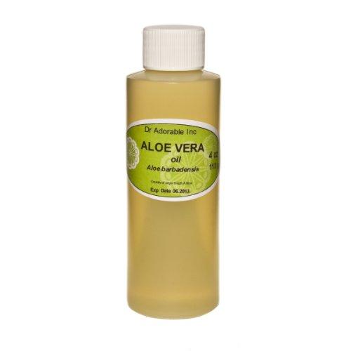 Aloe Vera Pure Oil Organic 4 Oz