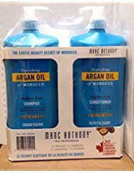 Marc Anthony Shampoo & Conditioner 2 x 1L