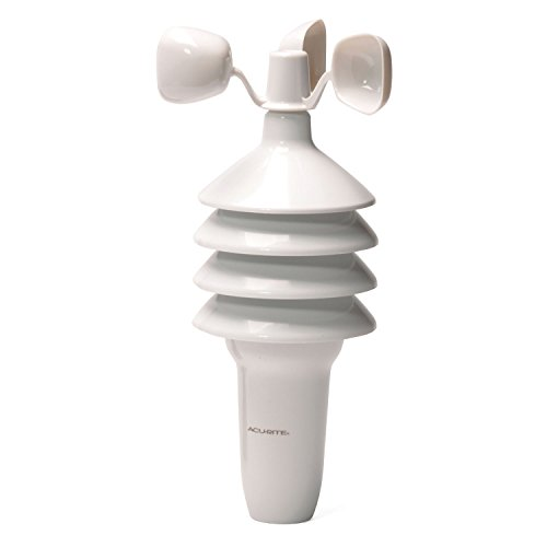 AcuRite 3N1TXC 3-in-1 Wireless Weather Sensor with Wind Speed, Temperature and Humidity