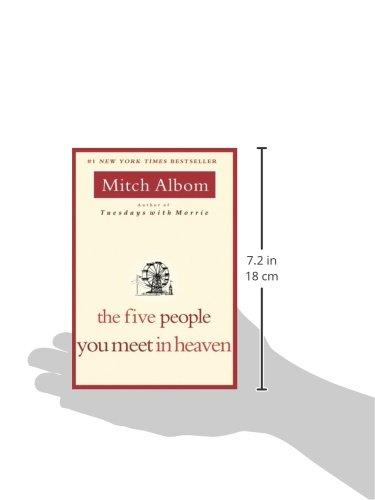 charecter list five people you meet in heaven